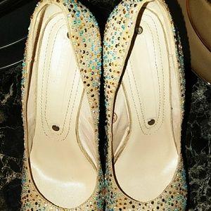 Gianmarco Lorenzi Shoes - High heel stilettos